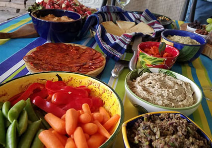 ExpiredNo Sweat Summer Tapas – Quick and Easy Party for Two or More